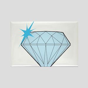Diamond Rectangle Magnet