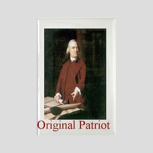 Original Patriot Rectangle Magnet