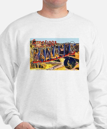 Badlands Greetings (Front) Sweater