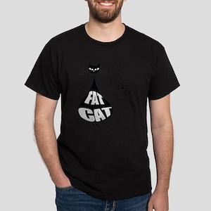 Fat Cat Dark T-Shirt