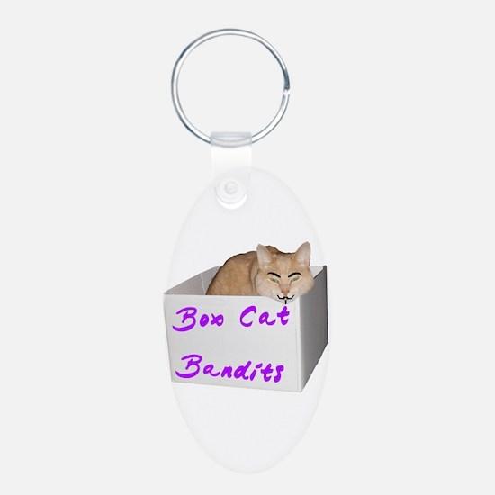 Box Cat 2 Keychains