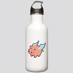 Flying Pig Stainless Water Bottle 1.0L