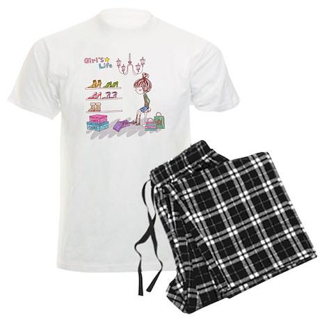 Girly Men's Light Pajamas