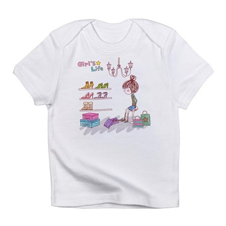 Girly Infant T-Shirt