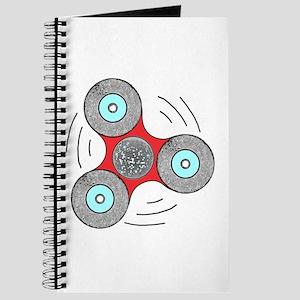 DJ Fidget Spinner Journal
