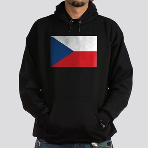 Czech Flag Hoodie (dark)