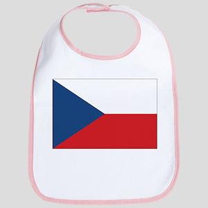 Czech Flag Bib
