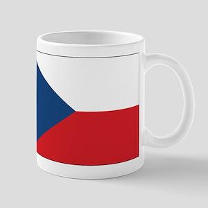 Czech Flag Mug