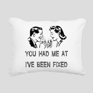 child_free_fixed01 Rectangular Canvas Pillow