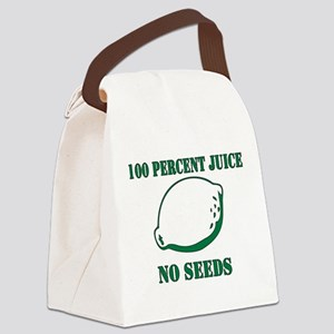 vasectomy02 Canvas Lunch Bag