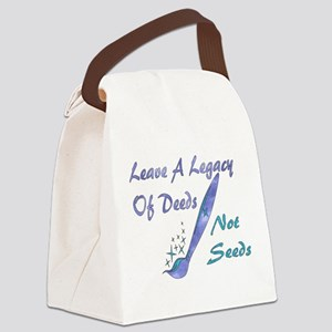 child_free_legacy01a Canvas Lunch Bag