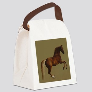 George Stubbs Whistlejacket Canvas Lunch Bag