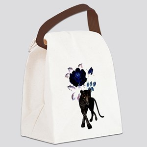 catrose01 Canvas Lunch Bag
