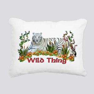 wildthing01a Rectangular Canvas Pillow