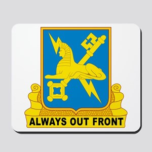 USA Army Military Intelligence Insignia Mousepad