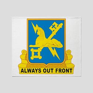 USA Army Military Intelligence Insignia Stadium B