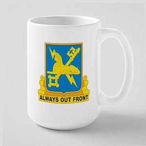 USA Army Military Intelligence Insignia Large Mug