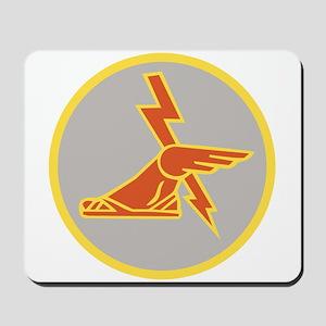 USA 9th Signal Battalion Mousepad