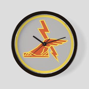 USA 9th Signal Battalion Wall Clock