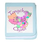 Tongcheng China baby blanket