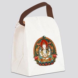 Kuan Yin Canvas Lunch Bag