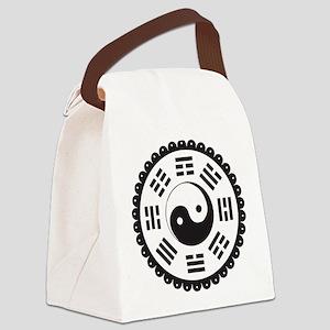 Bagua Canvas Lunch Bag