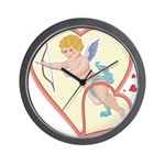 Cupid Love Wall Clock