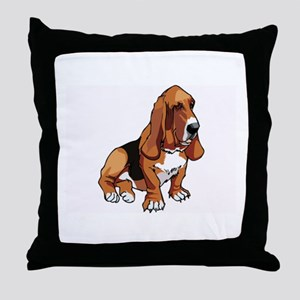 Detective Throw Pillow