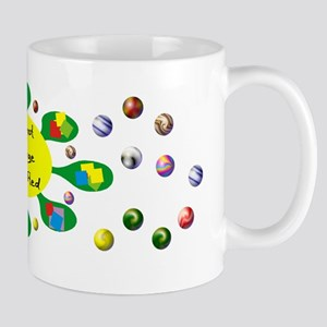 Gifted Not Strange Mug