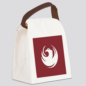 Phoenix Flag Canvas Lunch Bag