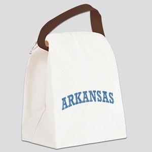 Arkansas Canvas Lunch Bag