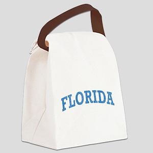 Vintage Florida Canvas Lunch Bag