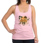 Palm Tree Maryland Racerback Tank Top