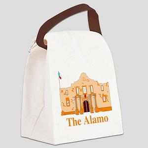 Alamo Canvas Lunch Bag