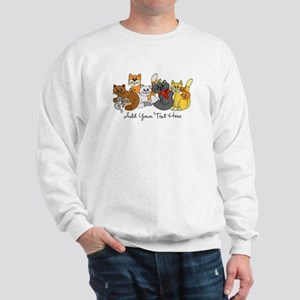 Cats and Kittens Sweatshirt