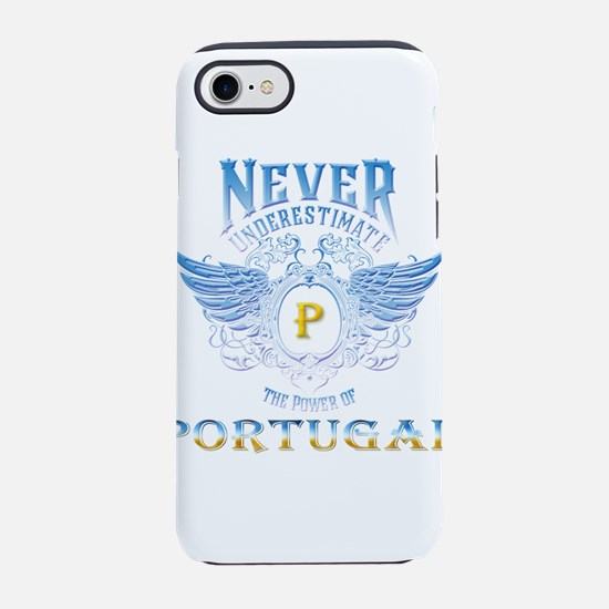 First Name, heart, last name, iPhone 7 Tough Case