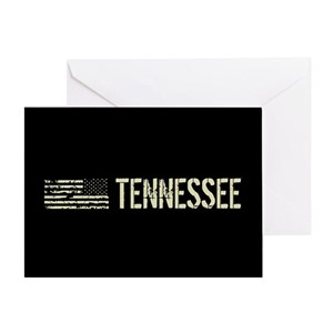 Tennessee flag greeting cards cafepress reheart Image collections