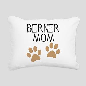 big paws berner mom Rectangular Canvas Pillow