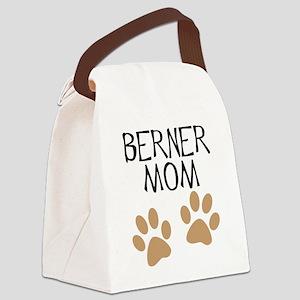 big paws berner mom Canvas Lunch Bag