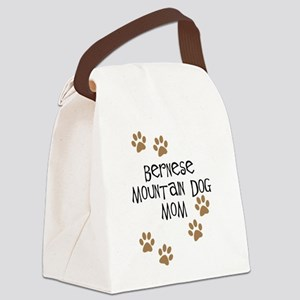 bernese mom Canvas Lunch Bag