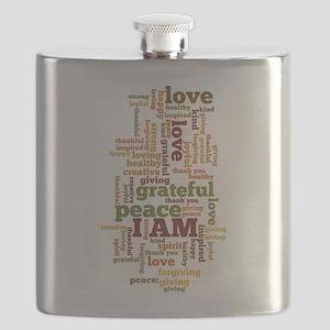 I AM Affirmations Flask
