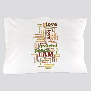 I AM Affirmations Pillow Case