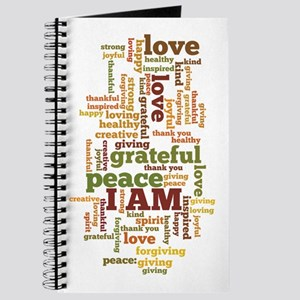I AM Affirmations Journal