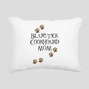 bluetick coonhound mom Rectangular Canvas Pill