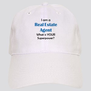 real estate agent Cap