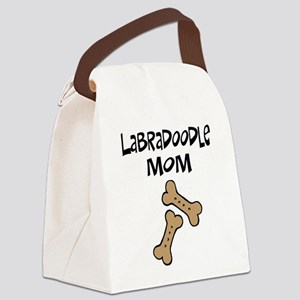 labradoodle mom mug Canvas Lunch Bag