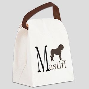 mastiff bigm Canvas Lunch Bag