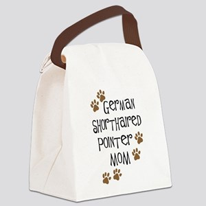 gsp mom 2 Canvas Lunch Bag