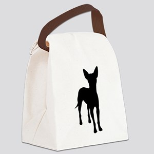 xoloitzcuintli dog Canvas Lunch Bag