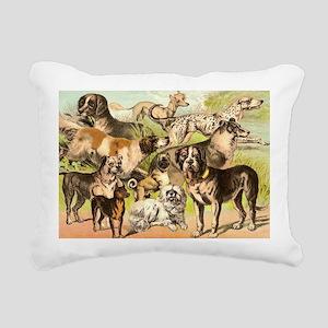 croppped2 Rectangular Canvas Pillow